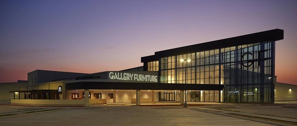 Gallery Furniture Grand Parkway
