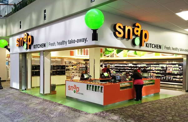 Snap Kitchen Sprouting Up Healthy Eating All Over Town