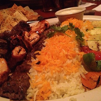 Source: Foodspotting, Mixed Grill Platter