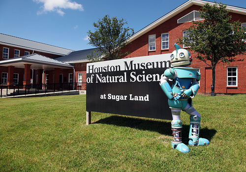 The Houston Museum Of Natural Science At Sugar Land