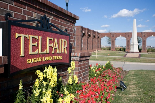 Telfair Sugar Land Suburb On The Rise